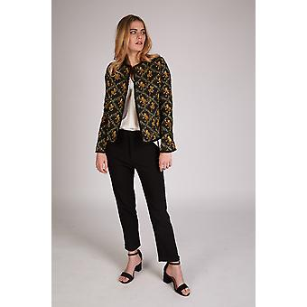 Louche Claudie Monkey Jacket Black