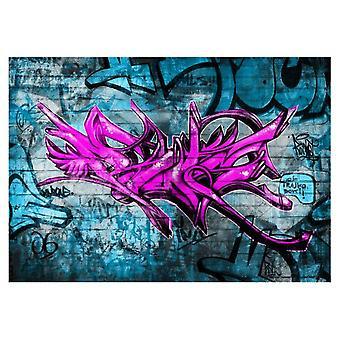 Artgeist Wallpaper Anonymous graffiti