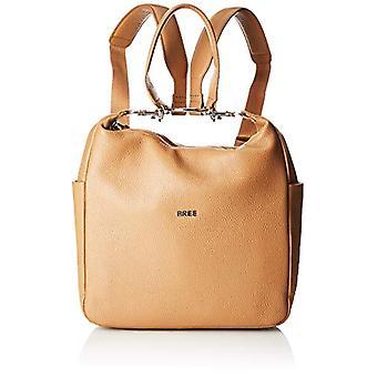 BREE Collection Nola 10 Tan Backpack S S19 - Brown Women's Backpacks (Tan) 9x32x26.5 cm (B x H T)