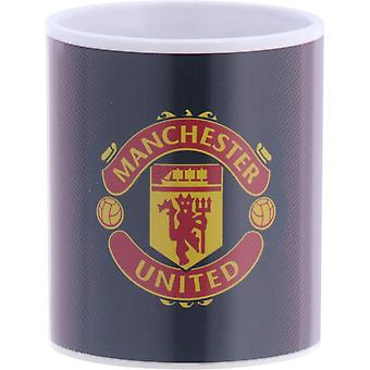 Manchester United FC Gradient Heat Changing Mug