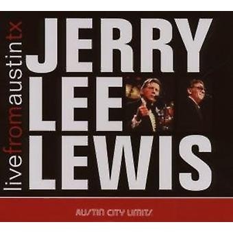 Jerry Lee Lewis - Live From Austin Texas [CD] USA import
