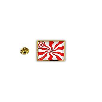 Pins Pin Badge Pin's Metal Broche Pince Papillon Drapeau Mulhouse France