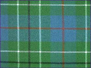 Duncan, Ancient - Pure Wool Tartan