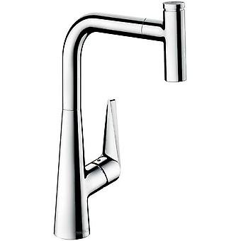 Hansgrohe Select Talis S kitchen mixer pull-out spout 300 72821800