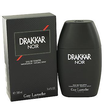 Drakkar Noir By Guy Laroche Edt Spray 100ml