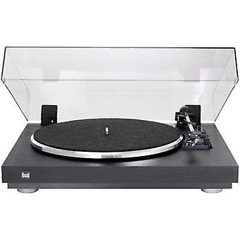 Turntable type Dual CS 440 noir Belt drive Black