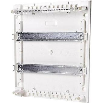 Switchboard cabinet Surface-mount No. of partitions = 28 No. of rows = 2