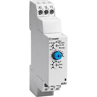 Crouzet 88827185 Time Delay Relay, Timer,