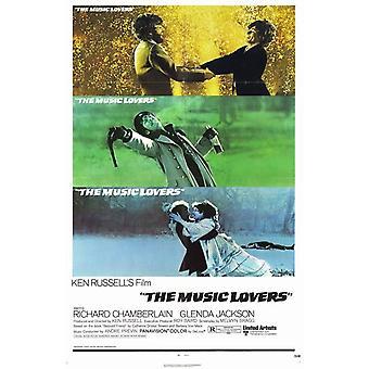 Musik elskere film plakat (11 x 17)