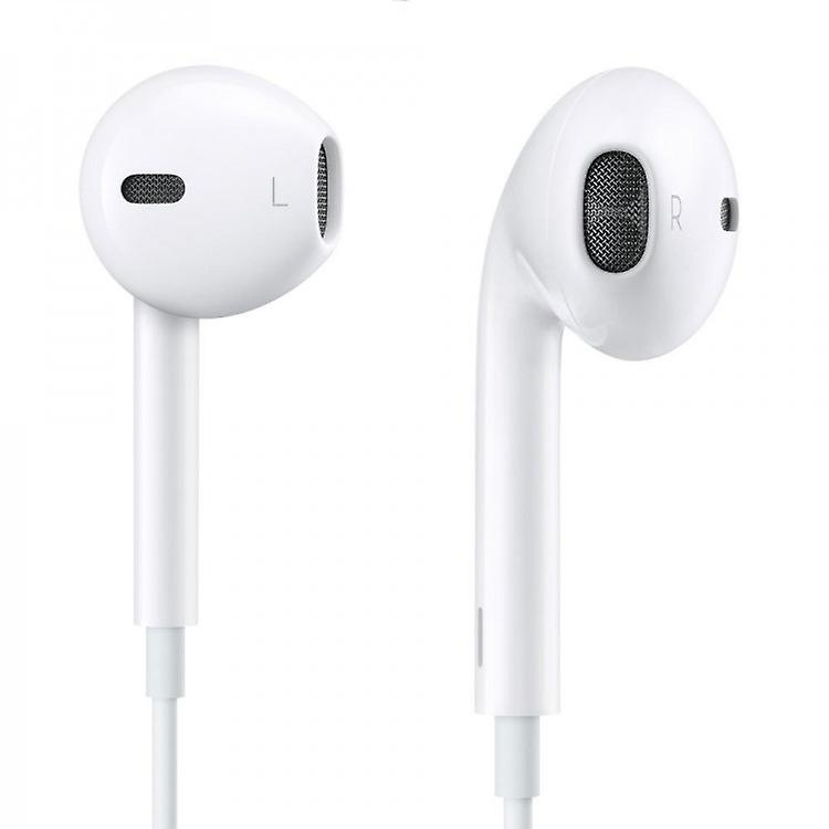 Original Apple MD827 EarPods in ear headset white optimal sound blister