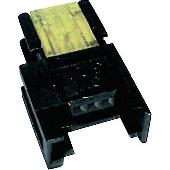 Low power connector flexible: 0.14-0.25 mm² rigid: 0.14-0.25 mm² Number of pins: 4 3M Miniclamp 1 pc(s) Yellow