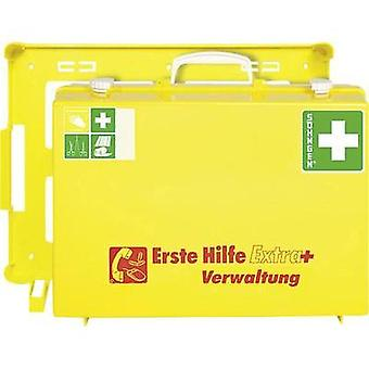 Söhngen 0361110 FIRST-AID BOX EXTRA + ADMN. Fluorescent yellow