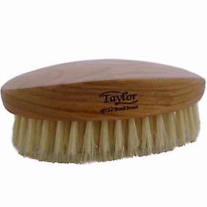 Taylor of Old Bond Street Small Oval Military Hairbrush