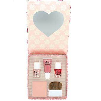 Body Collection Vintage Bouquet Lip and Cheek Make Up Kit