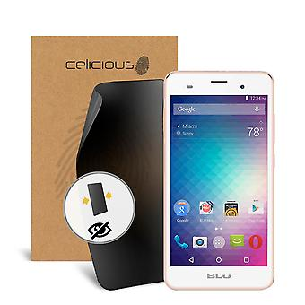 Celicious Privacy BLU Dash M2 2-Way Visual Black Out Screen Protector