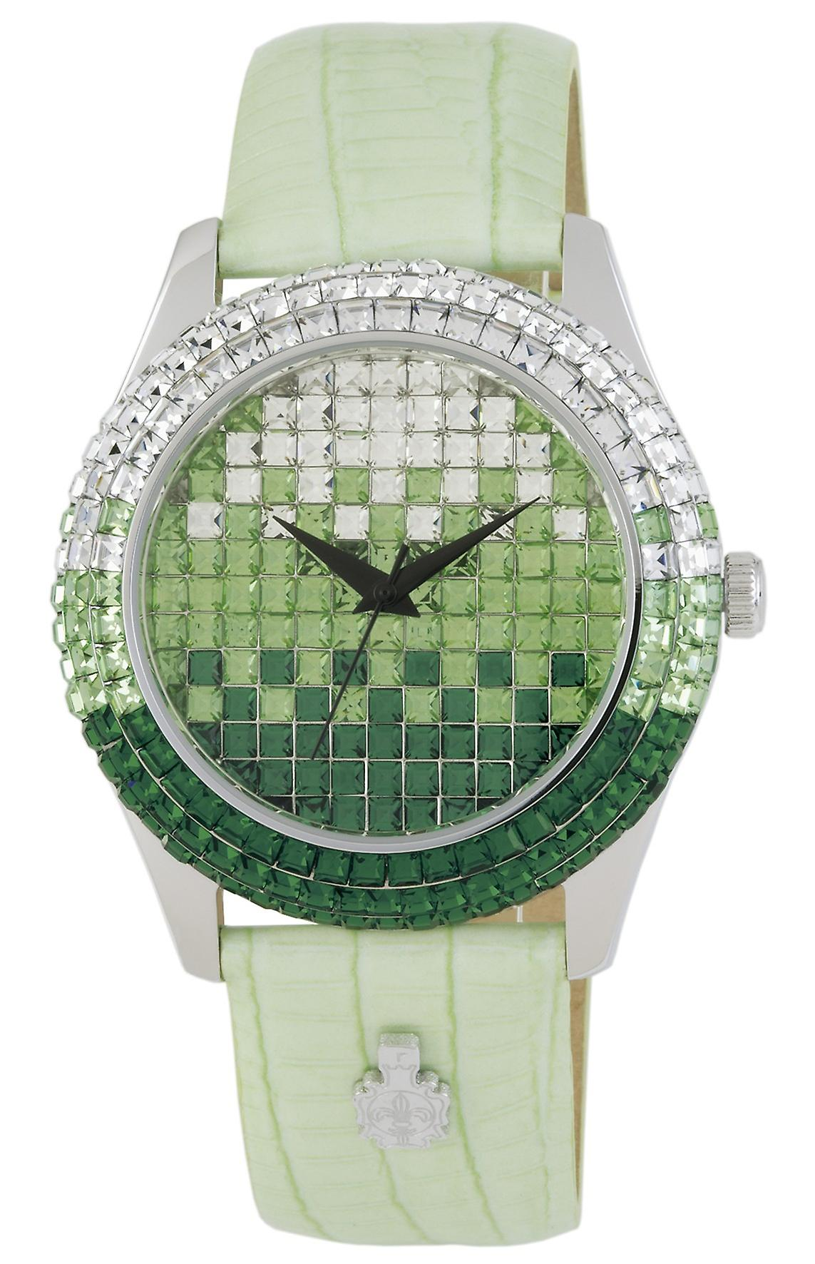 Burgmeister Ladies quartz watch Rainbow BMY01-190