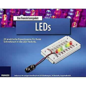 Course material Franzis Verlag LEDs 978-3-645-65065-6 14 years and over