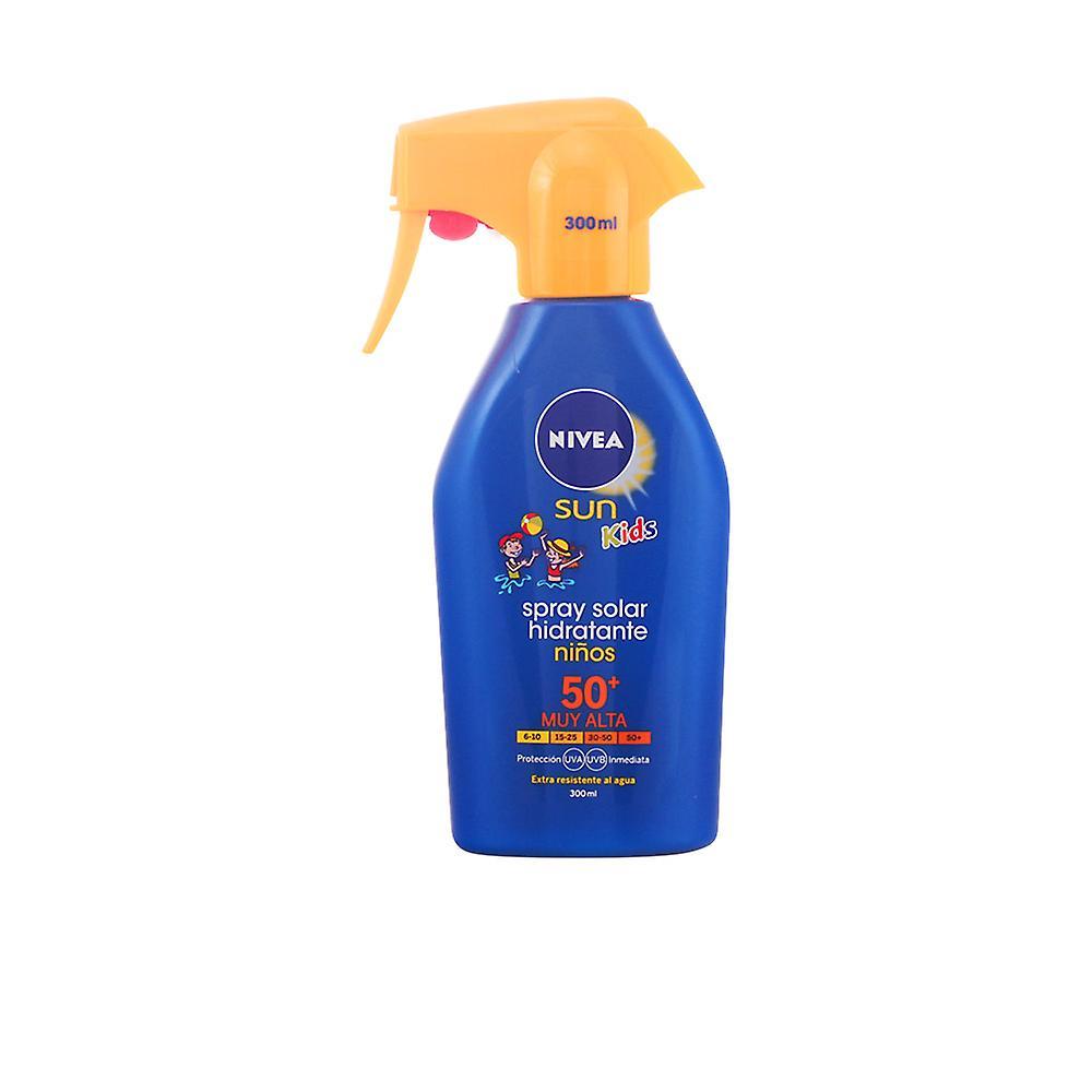 SUN NIÑOS beschermer hidratante pistola SPF50 +