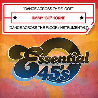 Jimmy Bo Horne - importación de Estados Unidos a través de baile
