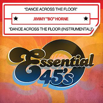 Jimmy Bo Horne - piste de danse à travers USA import