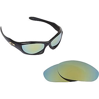 New SEEK Polarized Replacement Lenses for Oakley MONSTER DOG 3 pz