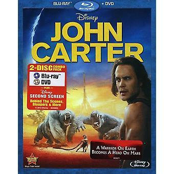 John Carter [BLU-RAY] USA import