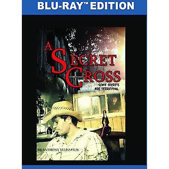 Secret Cross [Blu-ray] USA importerer