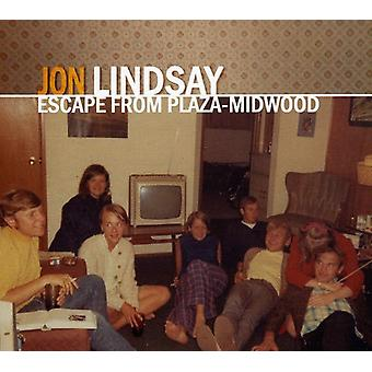 Jon Lindsay - Escape From Plaza-Midwood [CD] USA import