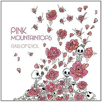 Pink Mountaintops - Axis of Evol [CD] USA import