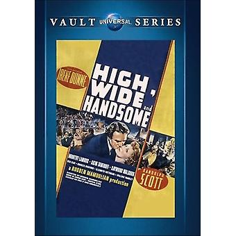 High Wide & Handsome [DVD] USA import