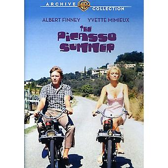 Picasso Sommer [DVD] USA import