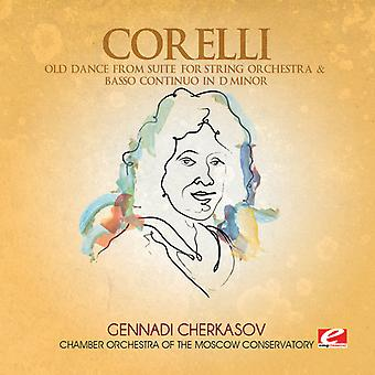 A. Corelli - Old Dance From Suite String Orch & Basso [CD] USA import
