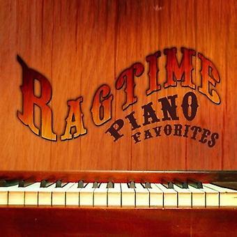 Ragamuffins - Ragtime Piano Favorites [CD] USA import