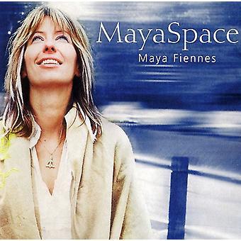 Maya Fiennes - Mayaspace [CD] USA importieren