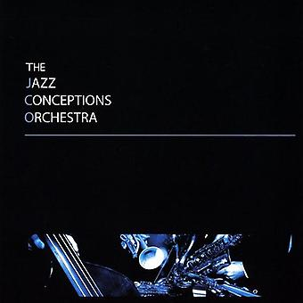 Jazz Conceptions Orchestra - Jazz Conceptions Orchestra [CD] USA import