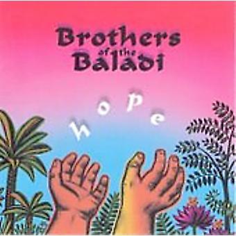 Brødre af Baladi - håb [CD] USA importerer