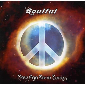 Soulful - New Age kærlighedssange [CD] USA import