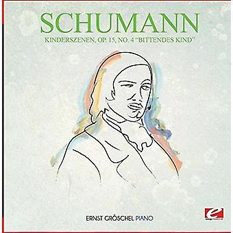 Schumann - Kinderszenen Op. 15 nr 4 Bittendes type [DVD] USA importere