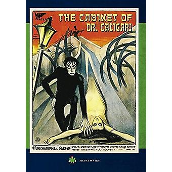Cabinet of Dr Caligari [DVD] USA import