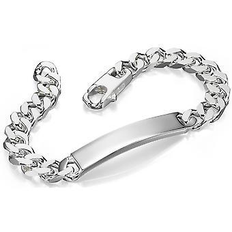 925 Silver To Engrave Name Bracelet
