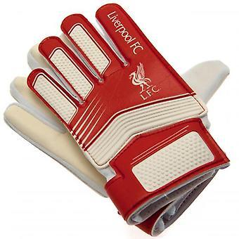 Liverpool Goalkeeper Gloves Yths