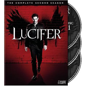 Lucifer: The Complete Second Season [DVD] USA import