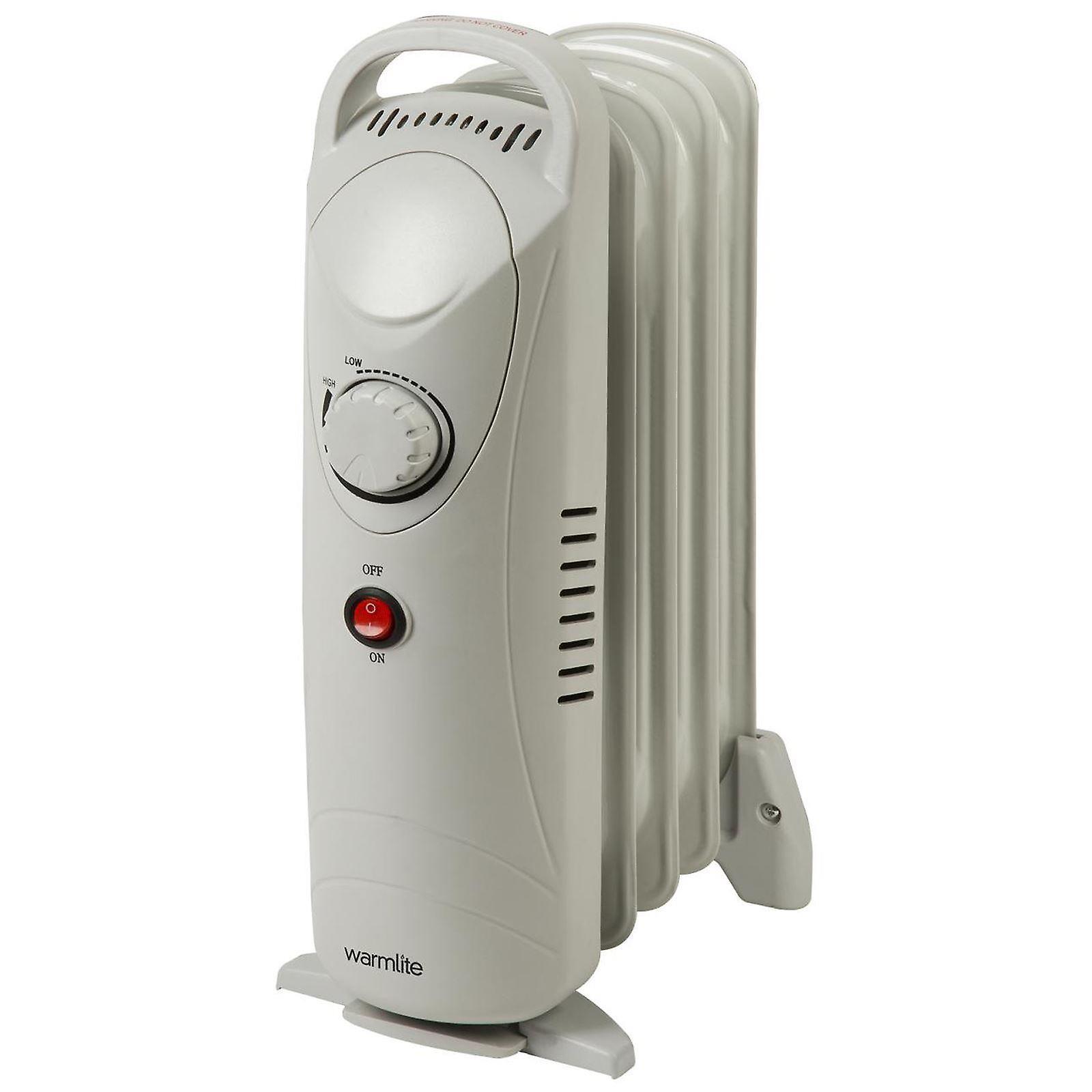 Warmlite 650W Mini olio radiatore