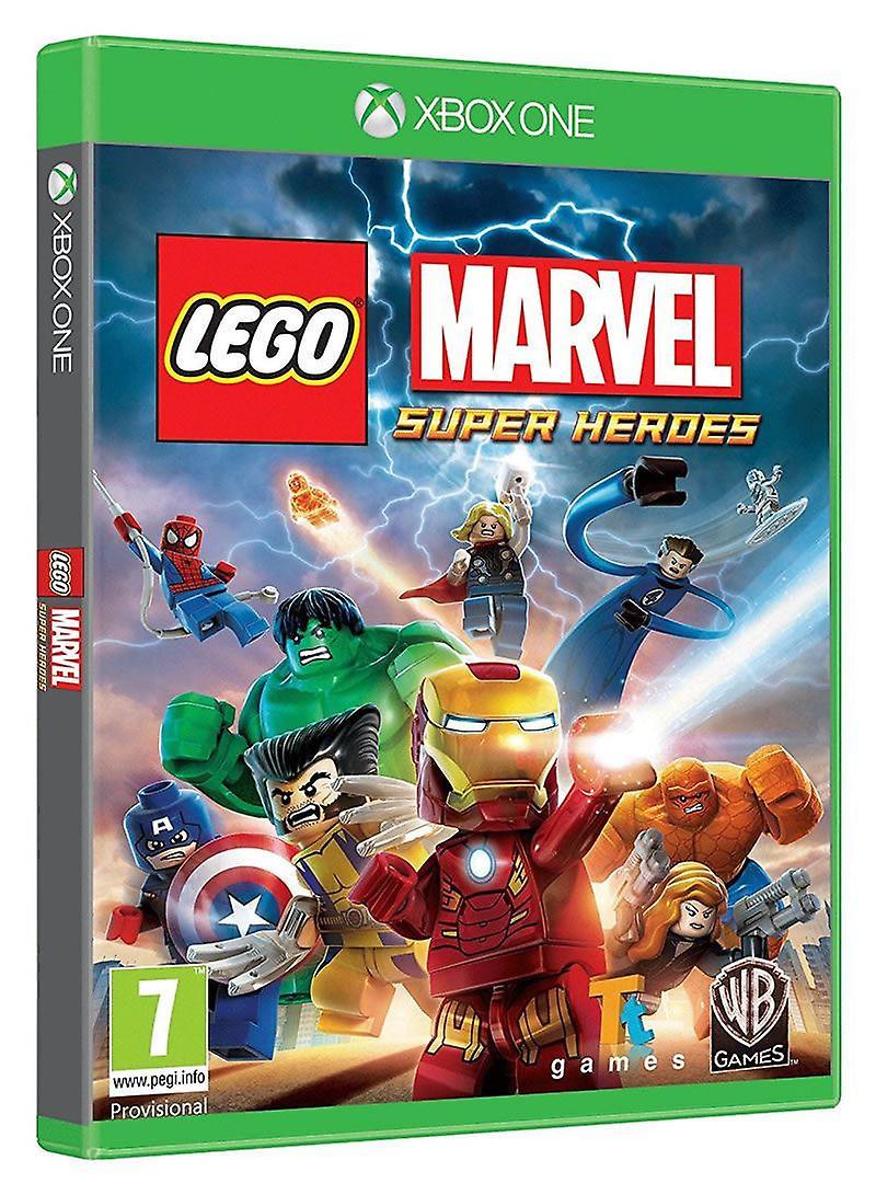 लेगो चमत्कार सुपर नायकों Xbox एक खेल