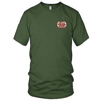 US Army - 2 eskadry lotnictwa 25 pułku E firmy haftowane Patch - Koszulka męska