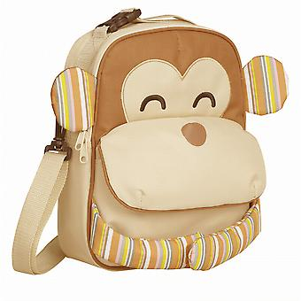 Navigate My Little Lunch Backpack Lunch Bag, Chimp