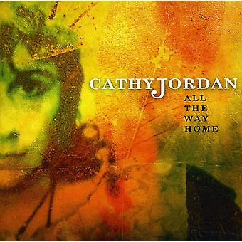 Cathy Jordan - hele vejen hjem [CD] USA import