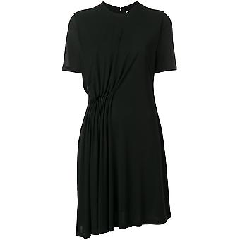 Givenchy women's BW201J3023001 black viscose dress