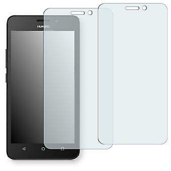 Huawei Ascend Y635 screen protector - Golebo crystal clear protection film