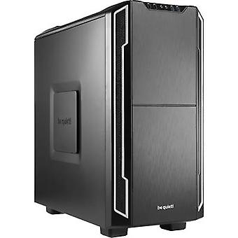 Midi tower Game console casing BeQuiet Silent Base 600 Black/sil